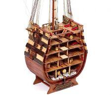 OCCRE Santisima Trinidad section 1:90 (modèle 16800) Kit de bateau