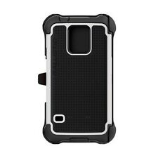 Ballistic TX1346-A08C MAXX Case with Holster for Samsung Galaxy S5 - Black/White