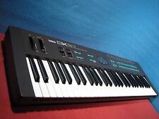 YAMAHA DX27 DX 27 FM Digital Synthesizer Vintage 80's USED (DX100 DX21) w/ Power
