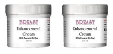 Lot of 2 Breast Enhancement Cream with Pueraria Mirifica - Retails $19.99 EACH