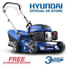 """Hyundai HYM430SP Self Propelled Petrol Lawn Mower Lightweight Lawnmower 17"""" 43cm"""