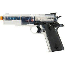 300 FPS SIG SAUER LICENSED GSR 1911 CLEAR SPRING AIRSOFT PISTOL HAND GUN w/ BB