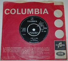 THE SHADOWS*I MET A GIRL*LATE NIGHT SET*1965*COLUMBIA 7853*VOCAL*BEAT*MINT-