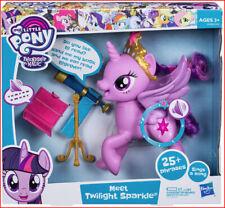 My Little Pony Meet TWILIGHT Sparkle Pony - Sings & Talks 25+ Phrases 🌟NEW🌟