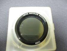 Leica Leitz Wetzlar 44mm Polarizering Filter 13358