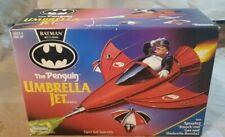 Vintage Kenner Batman Penguin Umbrella Jet - NIB - 1991