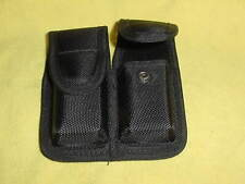 Magazine Pouch Glock Thru 1911 Double Nylon Button Snap
