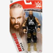 Braun Strowman WWE Mattel Basic Series 107 Action Figure NEW