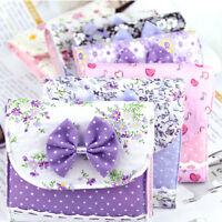 Cute Girl Sanitary Napkin Towel Pads Small Bag Purse Holder Organizer HC