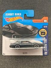 Hot Wheels KITT Knight Rider Short Card VHTF.