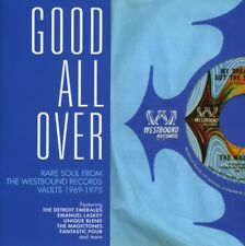 Various Artists Good All Over RARE Soul From The Westbound Records Vaults 196