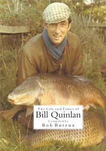 BUTEUX BOB LITTLE EGRET COARSE FISHING LIFE AND TIMES OF BILL QUINLAN paperback