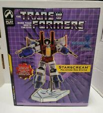 Transformers STARSCREAM Skywarp Mini Statue Palisades Exclusive Lim Ed 251/300