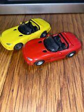 Ho Slot Car Vipers Tyco