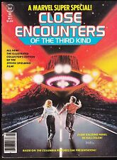 CLOSE ENCOUNTERS OF THE THIRD KIND MARVEL SUPER SPECIAL 3 ADAPTATION SIMONSON