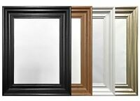 Picture Frame Best Quality Photo Frames Wood Effect Large Square Small Frames