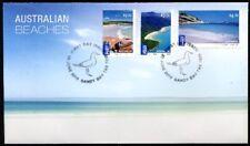 2010 Australia - Australian Beaches Fdi Fdc