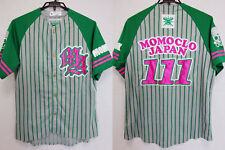 2016 Momoiro Clover Z Momokuro Baseball Jersey Shirt Momoka Ariyasu #111 NEW