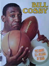 """BILL COSBY - SOUVENIR TOUR BOOKLET + """"NOAH"""" 33 1/3 RPM - FLEXI-DISC - 1966"""