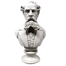 """Charles Dickens Bust Sculpture 16"""""""