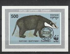 Batum - Dieren/Animals/Tiere  WWF