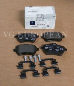 NEW Mercedes W222 S-Class Genuine Rear Brake Pad Set S550 MAYBACH S550e 2014-17