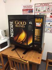 More details for hot drinks vending machine nescafé