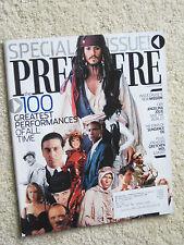 Film Magazine PREMIERE v19 #7 - Johnny Depp