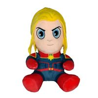 Kidrobot Marvel Phunny Captain Marvel 8 Inch Plush Figure NEW Toys Plushies
