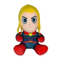 Kidrobot Marvel Phunny Captain Marvel 8 Inch Plush Figure NEW Toys Plushies