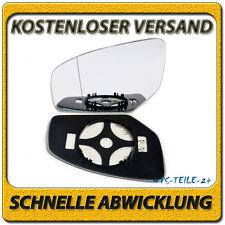 Spiegelglas für HONDA CIVIC IX 2012-2015 links asphärisch beheizbar elektrisch