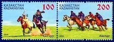 2016. Kazakhstan. Festival of national sports. HORSES. MNH. Strip