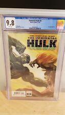 Immortal Hulk #5 1st Print CGC 9.8