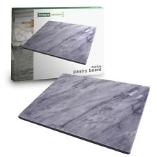 D.Line Charcoal Marble Pastry Board 40 x 30cm