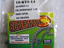 SUPERSPROX  HUSQVARNA KTM FRONT SPROCKET 14T KT5-14