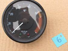 TRIUMPH TR5, TR250, TR6 manometro temperatura CP