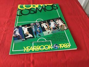 1983  NASL New York Cosmos Soccer Yearbook
