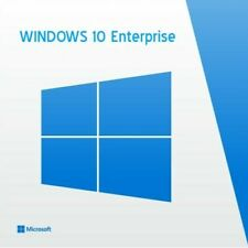 WINDOWS 10 ENTERPRISE 32/64 BITS ORIGINAL MULTILANGUAGE DIGITAL KEY WINDOWS