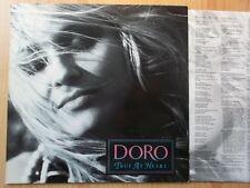 DORO LP: TRUE AT HEART (D; Vertigo 510 102-1)