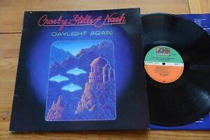 CROSBY, STILLS & NASH Daylight Again LP Atlantic ATL 50 896