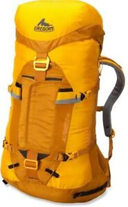 Gregory Alpinisto 50 Backpack Yellow (Small)