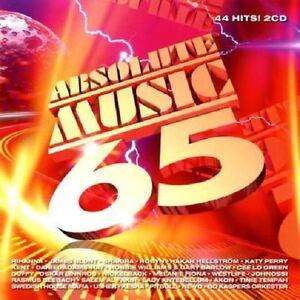 "Various Artists - ""Absolute Music 65"" - 2010 - CD Album"