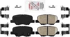 Disc Brake Pad Set-AmeriPro Ceramic Rear Autopartsource PRC1679