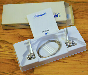 Campagnolo C Record Syncro (II) Shifters 8 Speed