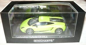Minichamps 400103840, Lamborghini Gallardo LP 570-4 Superleggera, 1/43, NEU&OVP