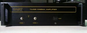 1 - Hafler SMART TA425 Cinema Power Amplifier 100% Tested + Working
