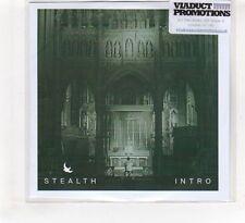 (HF386) Stealth, Intro - 2016 DJ CD