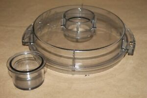 Cuisinart DLC-7FPC Food Prep Center 14 Cup Food Processor plastic bowl lid only