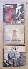 Lot of 3 Melissa Etheridge CDs - Yes I Am, Your Little Secret, Skin