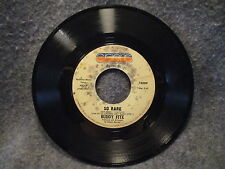 "45 RPM 7"" Record Buddy Fite They Cant Take That Away From Me & So Rare 75009"